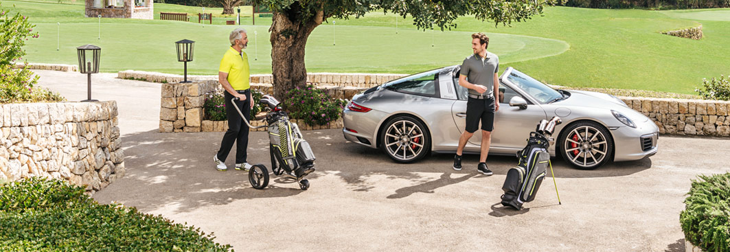 Sport - Porsche Golf Cartbag