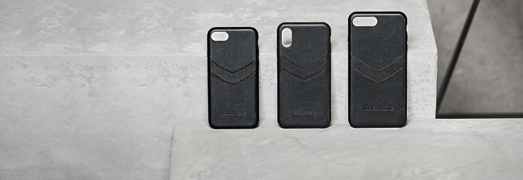 Lifestyle - Snap-On Case pelle iPhone X / XS